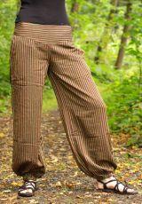 Kalhoty ALI, bavlna Nepál
