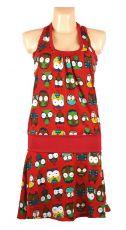 Letní šaty (šatová tunika) z pružného materiálu