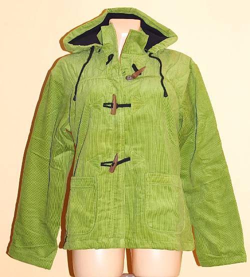 Manchesterový kabátek/bunda FREELIFE NT0014 05 004
