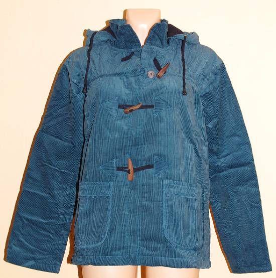 Manchesterový kabátek/bunda FREELIFE NT0014 05 006 KENAVI