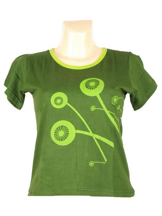 Tričko NEOTICA, 100 % bavlna, ruční práce Nepál NT0100 26 005 KENAVI